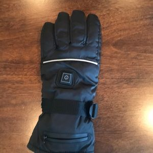 Accessories - Electric heated gloves